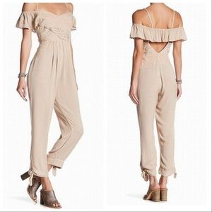 FREE PEOPLE In the Moment jumpsuit Size 2
